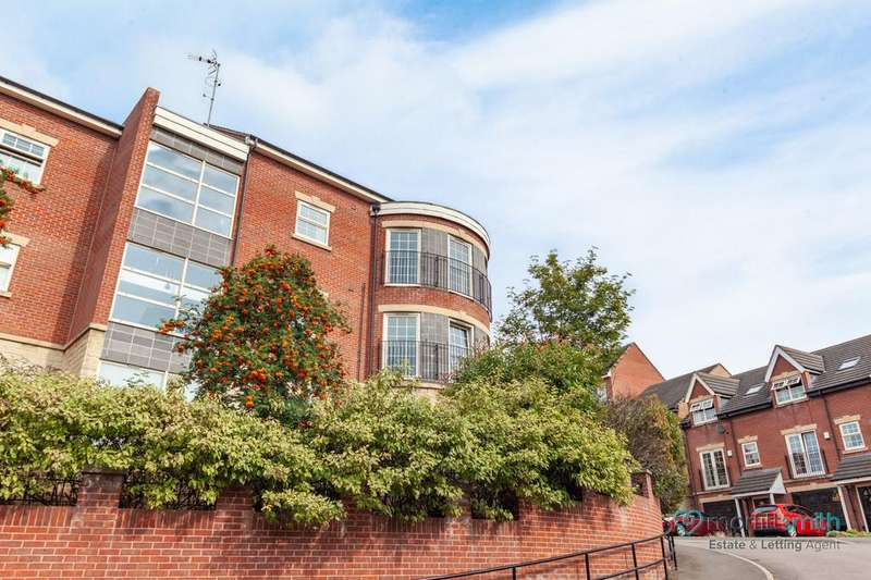 2 Bedrooms Apartment Flat for sale in Holywell Heights, Wincobank, Sheffield, S4 8AG