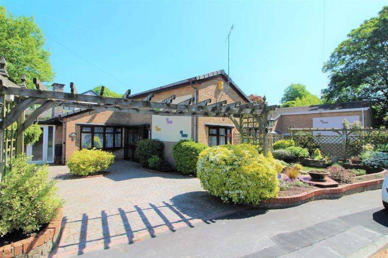 3 Bedrooms Detached Bungalow for sale in Lynwood End, Aughton, Ormskirk