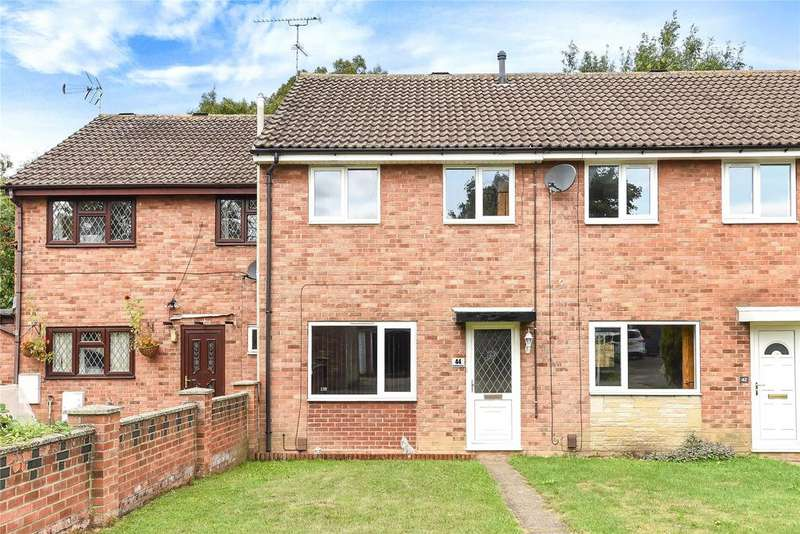 3 Bedrooms Terraced House for sale in Newhaven Drive, Lincoln, LN5