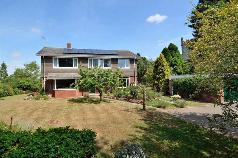 4 Bedrooms Detached House for sale in Feckenham, Worcestershire