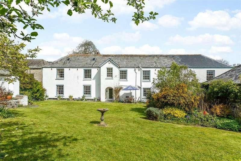 6 Bedrooms Detached House for sale in Goodleigh, Barnstaple, Devon