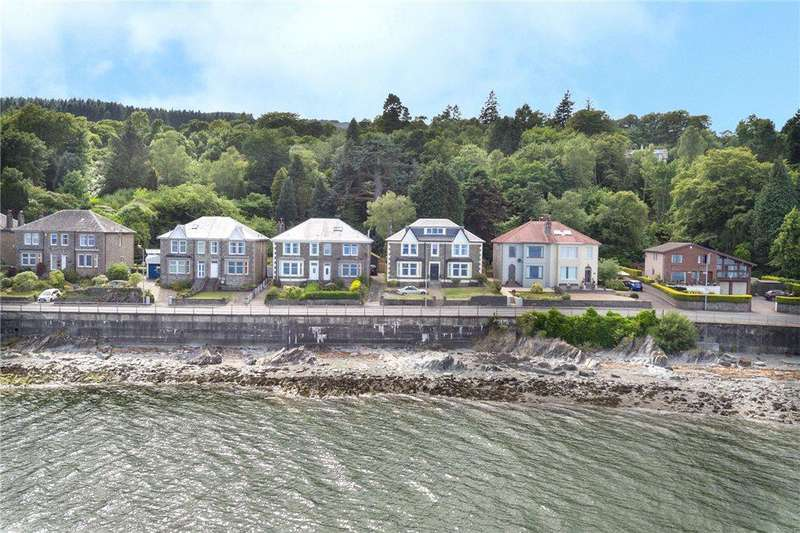 5 Bedrooms Detached House for sale in Bullwood Road, Dunoon, Argyll and Bute