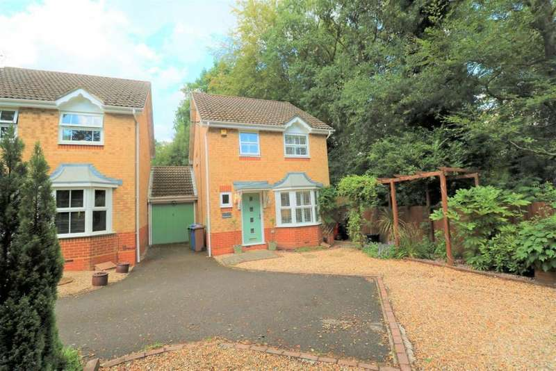 3 Bedrooms Link Detached House for sale in College Town, Sandhurst, GU47