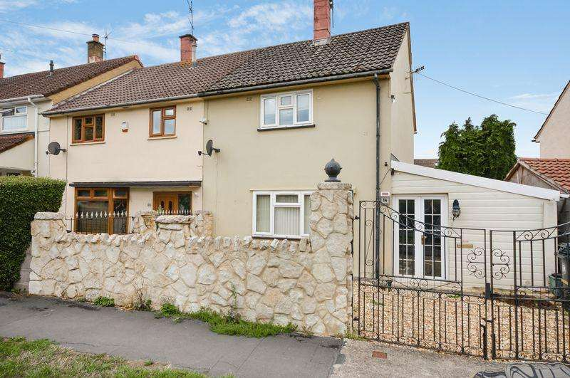 2 Bedrooms Terraced House for sale in Molesworth Drive, Bristol
