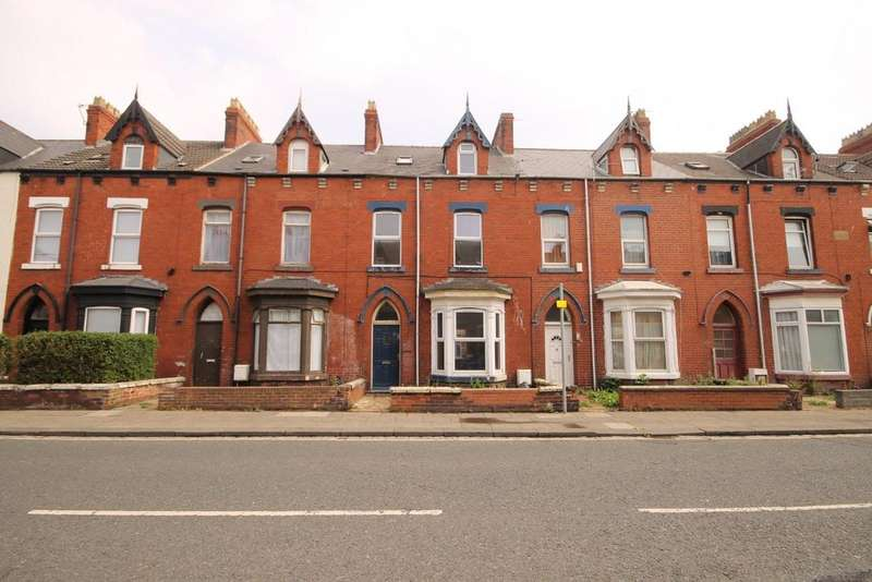 5 Bedrooms Terraced House for sale in York Road, Hartlepool