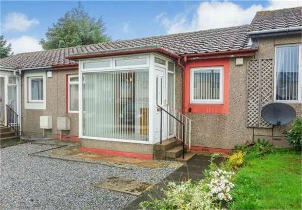 1 Bedroom Terraced Bungalow for sale in Bonnyview Place, Aberdeen