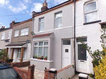 2 Bedrooms Terraced House for sale in Heath Street, Eastville, Bristol