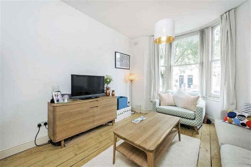1 Bedroom Flat for sale in Dalberg Road, Brixton, London, SW2