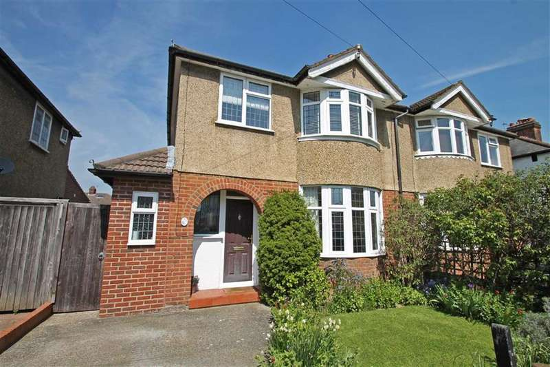 3 Bedrooms Semi Detached House for sale in Rosamond Road, Bedford
