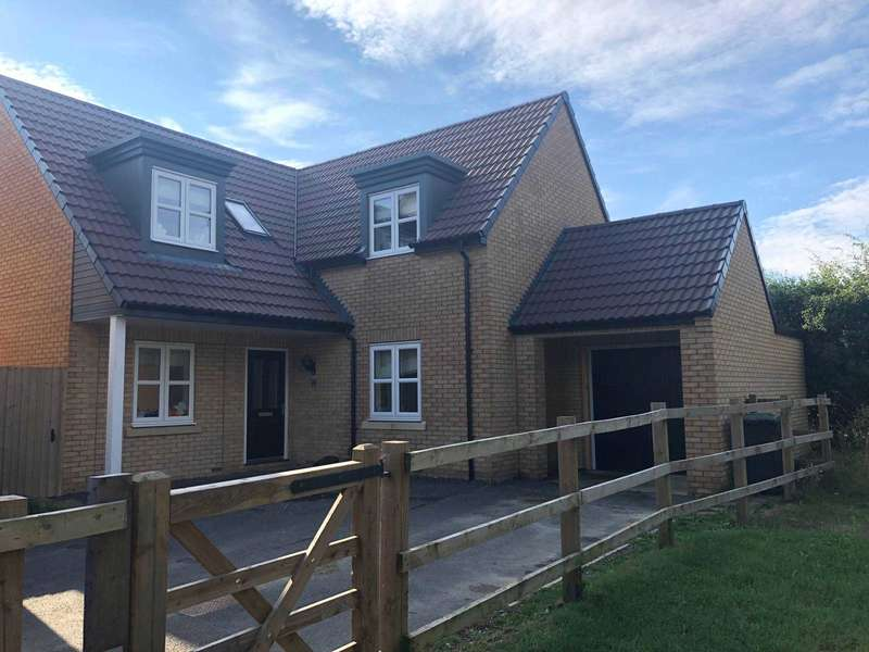 4 Bedrooms Detached House for sale in Ivy Bank, Witham St Hughs, Lincoln