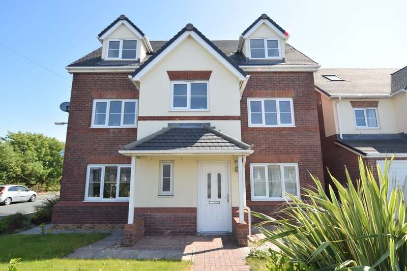 6 Bedrooms Detached House for sale in Central Drive, Walney, Cumbria, LA14 3HZ