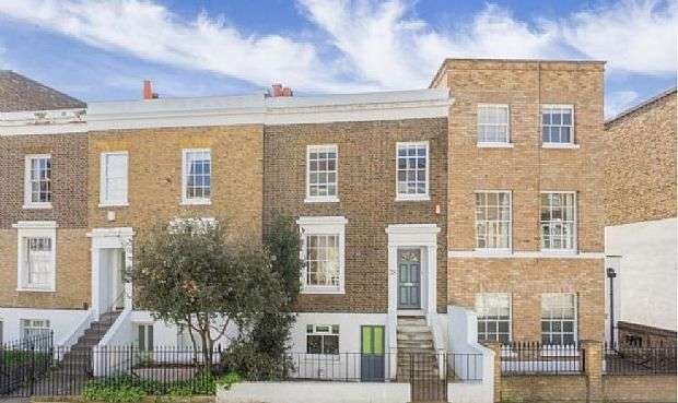 4 Bedrooms Terraced House for sale in Stockwell Green, London, London, SW9