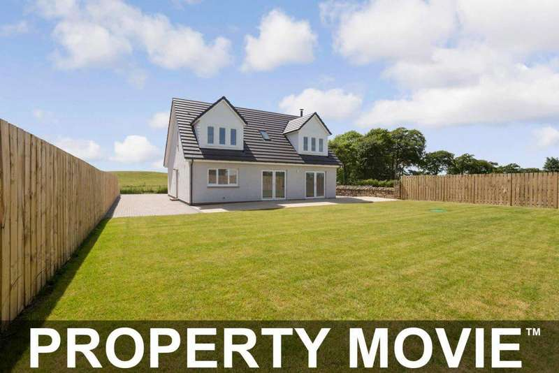 5 Bedrooms Detached House for sale in Greenhill Road, Hareshaw, Cleland, ML1 5NF