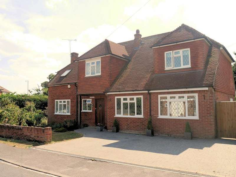 4 Bedrooms Detached House for sale in Sherbourne Drive, Windsor SL4
