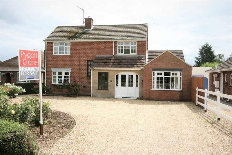 4 Bedrooms Detached House for sale in Wardentree Lane, Pinchbeck, PE11