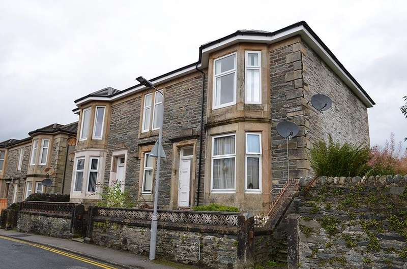 2 Bedrooms Flat for sale in Hill Street, Dunoon, Argyll and Bute, PA23 7AN