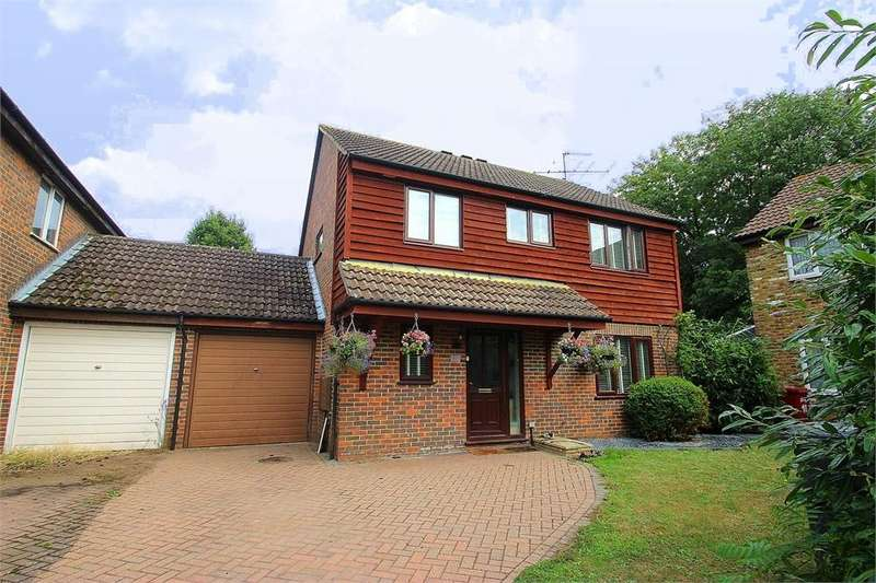 4 Bedrooms Detached House for sale in Fieldhurst, Langley, Berkshire
