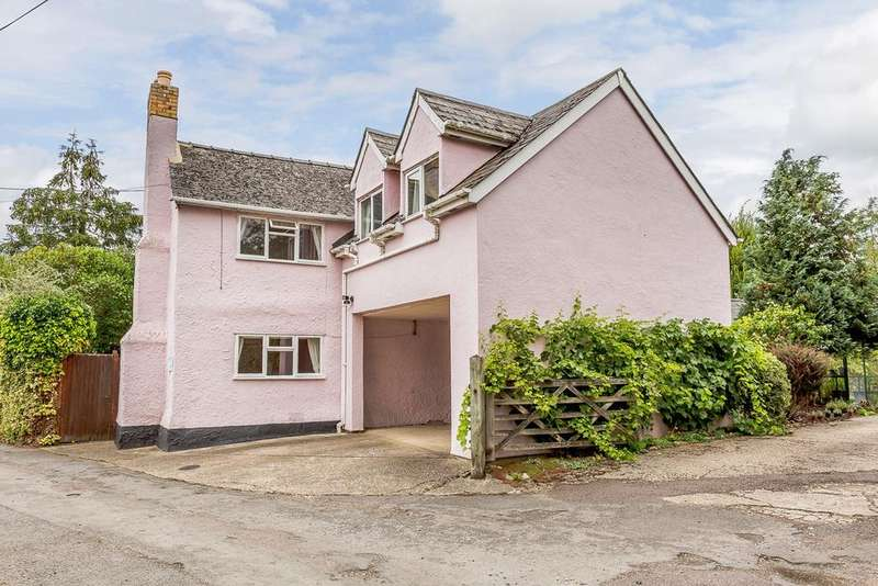 4 Bedrooms Detached House for sale in Lynch Lane, Fowlmere, Royston, SG8