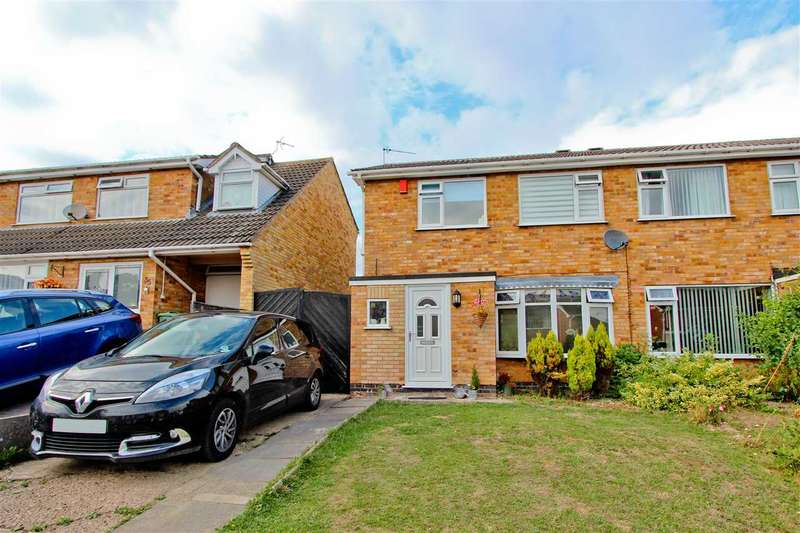 3 Bedrooms Semi Detached House for sale in Netherfield Road, Anstey, Anstey