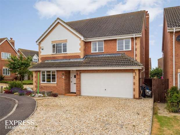 5 Bedrooms Detached House for sale in Wellington Road, Briston, Melton Constable, Norfolk