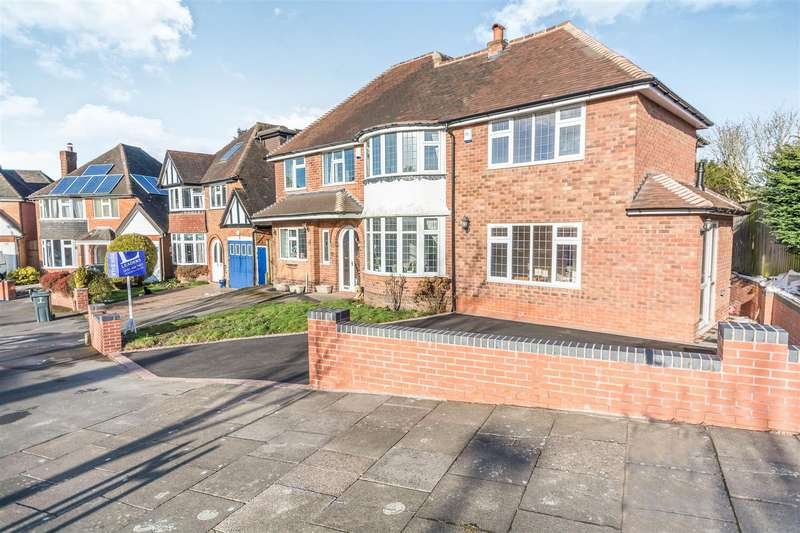 4 Bedrooms House for sale in Kingshill Drive, Birmingham