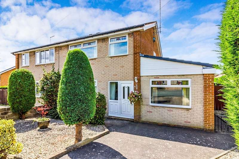 3 Bedrooms Semi Detached House for sale in Rodger Road, Sheffield, S13