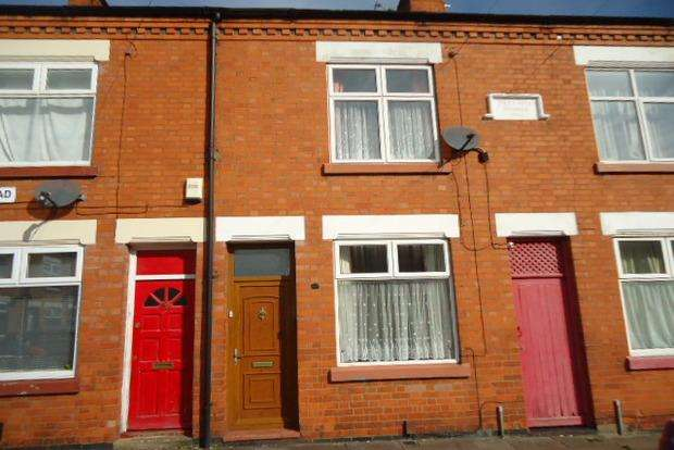 3 Bedrooms Terraced House for sale in Empire Road, Leicester, LE3