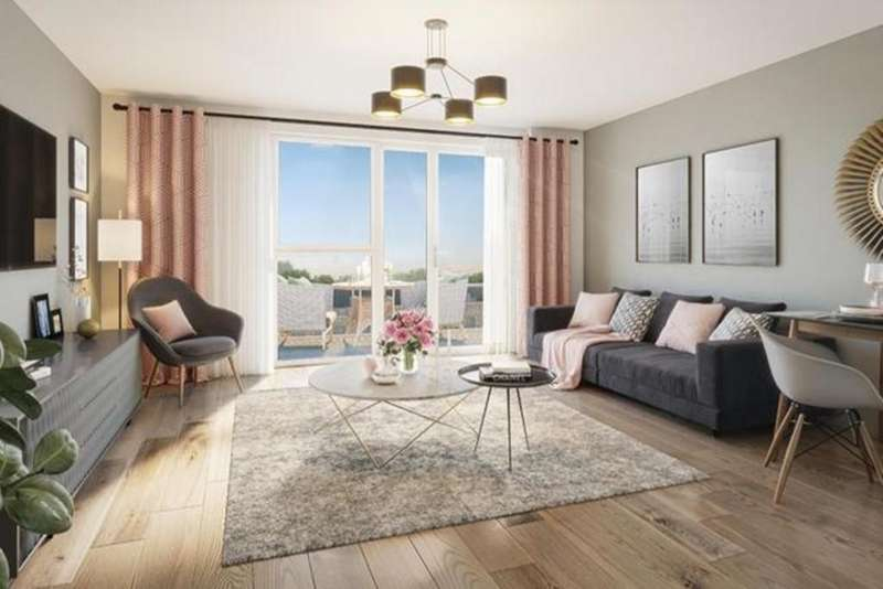 3 Bedrooms Apartment Flat for sale in Brand New Development, Chamberlain Court, Upton Gardens, Upton Park, Eastham, London, E13