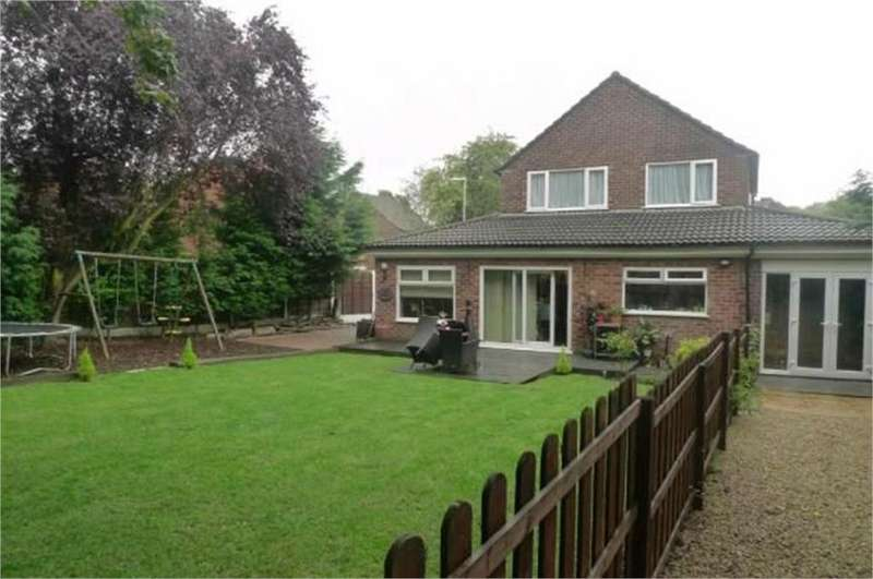 3 Bedrooms Detached House for sale in Biddall Drive, MANCHESTER, M23