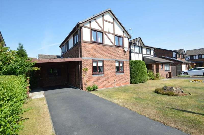 3 Bedrooms Detached House for sale in Dorchester Drive, Manchester, M23