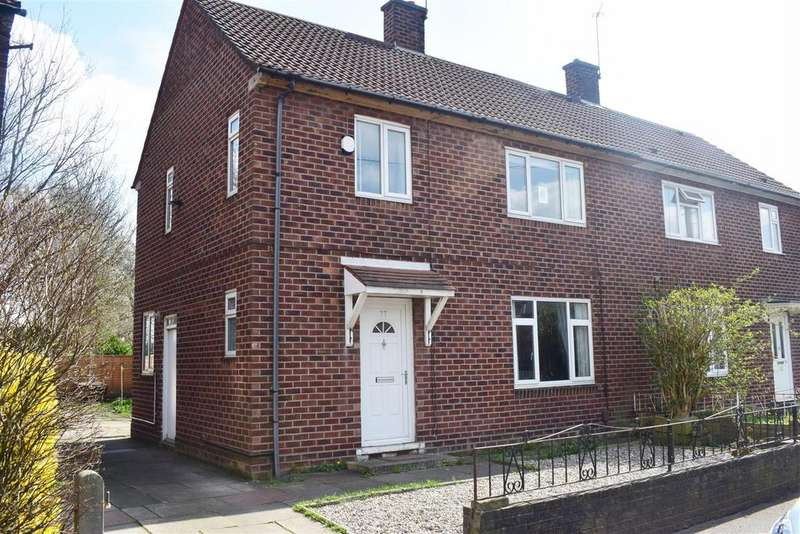 3 Bedrooms Semi Detached House for sale in Yew Tree Road, Fallowfield