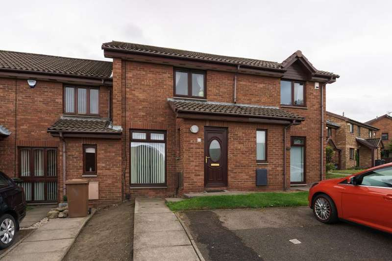 2 Bedrooms Terraced House for sale in 64 Corbieshot, Newcraighall, EH15 3RZ