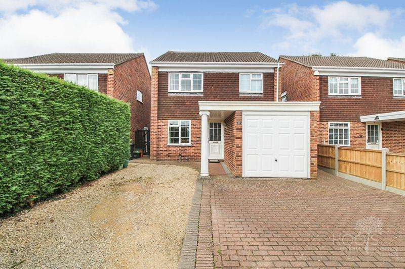 4 Bedrooms Detached House for sale in Arkle Avenue, Thatcham