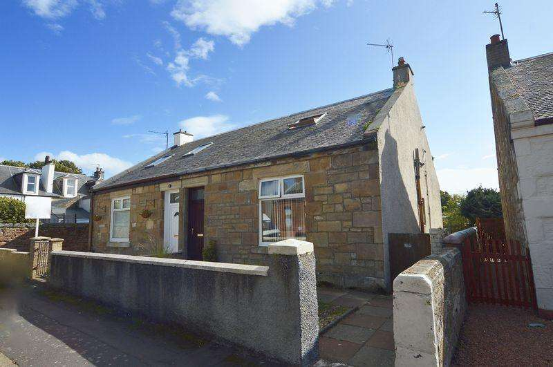 3 Bedrooms Semi Detached Bungalow for sale in Falkland Road, Ayr