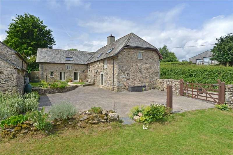 4 Bedrooms Detached House for sale in Chagford, Newton Abbot, TQ13
