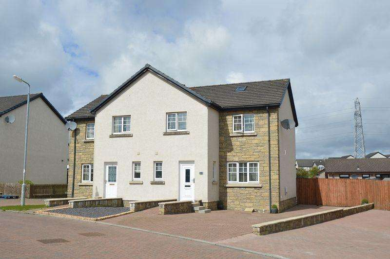 3 Bedrooms Semi-detached Villa House for sale in Torrance Drive, Drongan