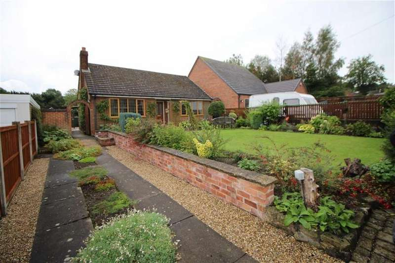 2 Bedrooms Bungalow for sale in Brook Street, Nether Heage
