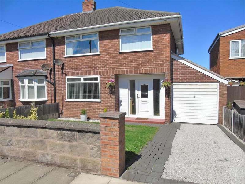 3 Bedrooms Semi Detached House for sale in Sandhurst Drive, Aintree, Liverpool