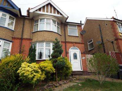 3 Bedrooms Semi Detached House for sale in Seymour Road, Luton, Bedfordshire