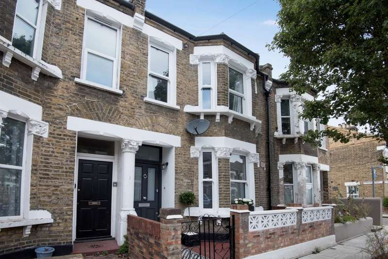 5 Bedrooms Terraced House for sale in Rainbow Street Camberwell SE5