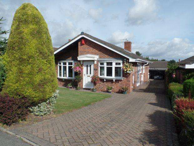 3 Bedrooms Detached Bungalow for sale in WHINGROVE CLOSE, WINGATE, PETERLEE AREA VILLAGES