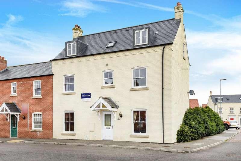 4 Bedrooms House for sale in Honeysuckle Lane, Wragby, Market Rasen, Lincs, LN8 5AL