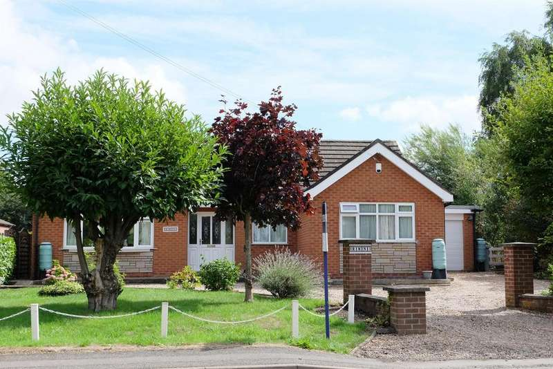 3 Bedrooms Detached Bungalow for sale in Louth Road, East Barkwith, Market Rasen, LN8 5RX