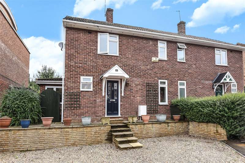 4 Bedrooms Semi Detached House for sale in Courtlands, Maidenhead, Berkshire, SL6