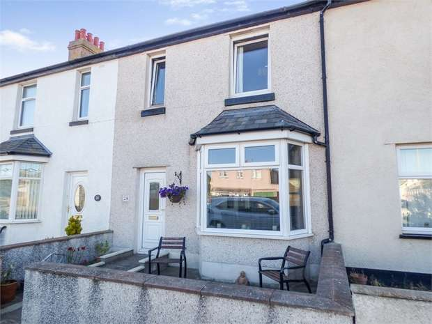 3 Bedrooms Terraced House for sale in Solway Street, Silloth, Wigton, Cumbria