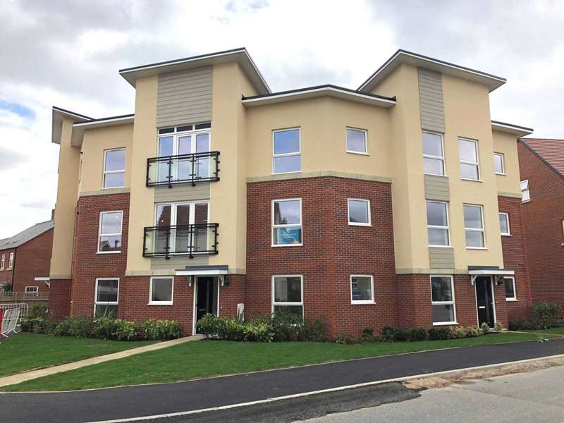 1 Bedroom Apartment Flat for sale in The Minerva, Saxon Fields, Biggleswade