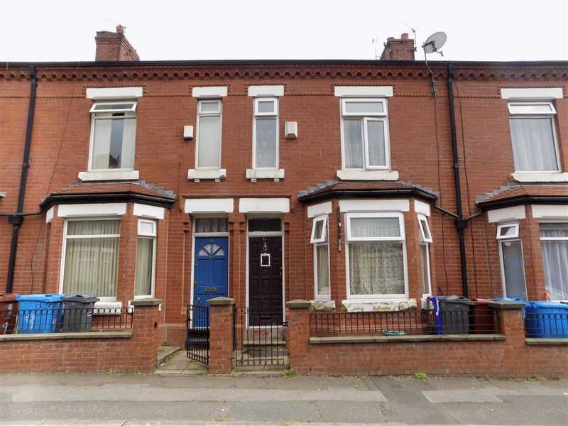 3 Bedrooms Terraced House for sale in Crosfield Grove, Manchester