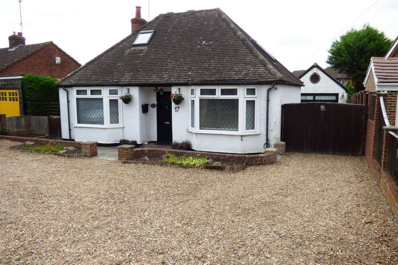 3 Bedrooms Detached Bungalow for sale in Gipsy Lane, Earley