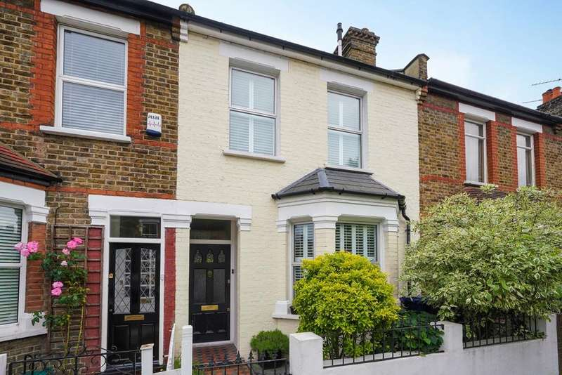 3 Bedrooms Terraced House for sale in Salisbury Road, Ealing, W13