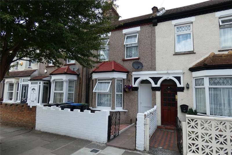 3 Bedrooms Terraced House for sale in Grosvenor Road, Edmonton, London, N9